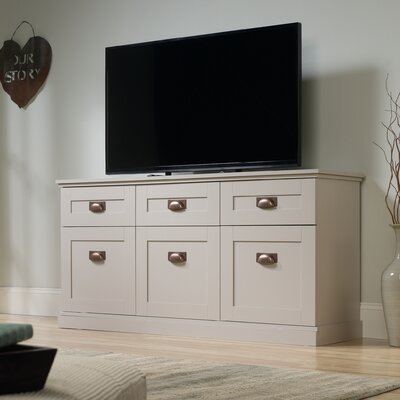 Sebastien 67.5 TV Stand Color: Cobblestone