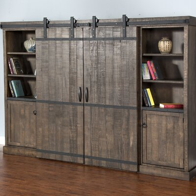 Brayton Entertainment Center Color: Tobacco Leaf