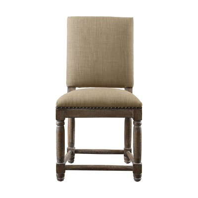 Remy Side Chair Upholstery: Sand