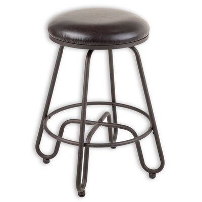 Eagleswood 30 Swivel Metal Bar Stool