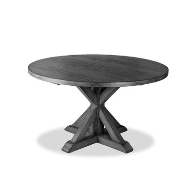 Sydney Dining Table 60 Finish: Grey