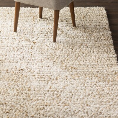 Stuart Natural Area Rug Rug Size: Rectangle 76 x 96
