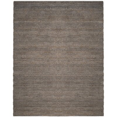 Eco-Smart Hand-Woven Beige Area Rug Rug Size: Rectangle 8 x 10