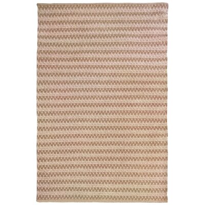 Havana Hand-Woven Natural Indoor/Outdoor Area Rug Rug Size: 5 x 76