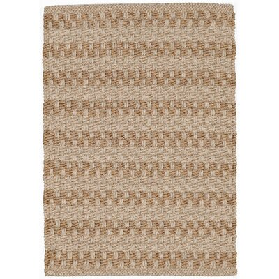 Havana Hand-Woven Natural Indoor/Outdoor Area Rug Rug Size: 2 x 3