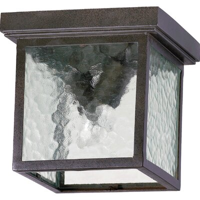 Scheuerman 2-Light Flush Mount