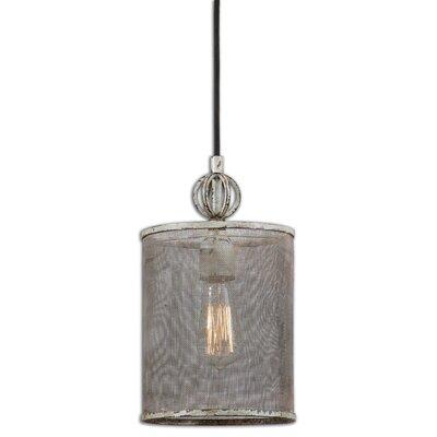 Cyrus 1-Light Mini Pendant
