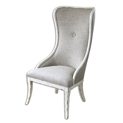 Auserine Aged Wing back Chair