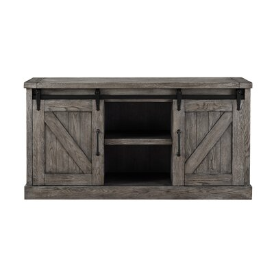 Octave 60 TV Stand Color: Grey