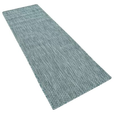 Janet Aquamarine Indoor/Outdoor Area Rug Rug Size: Runner 2 x 6