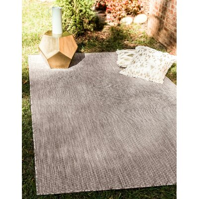 Jackson Beige Area Rug Rug Size: Rectangle 4 x 6