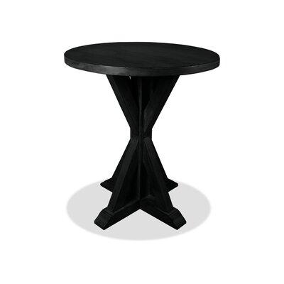 Sydney Pub Table Color: Dry Espresso, Size: 42 H x 42 L x 42 W