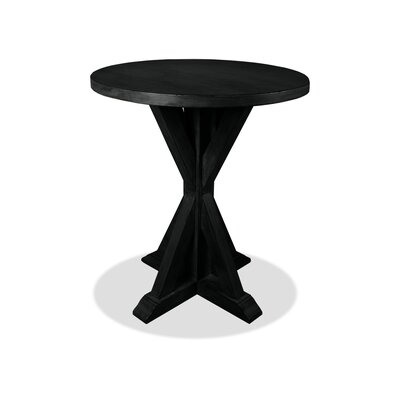 Sydney Pub Table Color: Dry Espresso, Size: 42