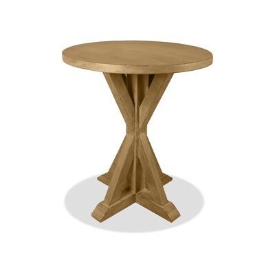 Sydney Pub Table Color: Dry Maple, Size: 42