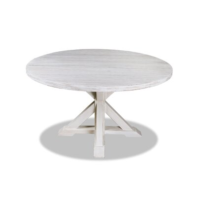 Sydney Dining Table 60 Finish: White