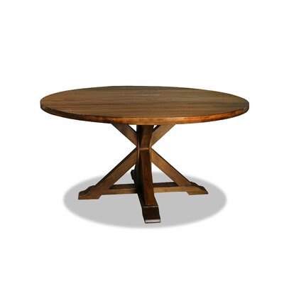 Sydney Dining Table 60 Finish: Cognac