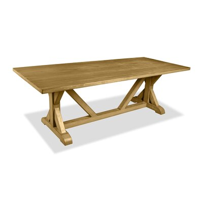 Sydney Dining Table 96 Finish: Maple