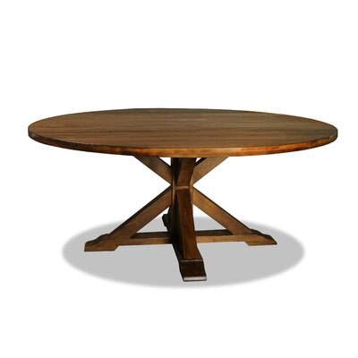 Sydney Dining Table 72 Finish: Cognac