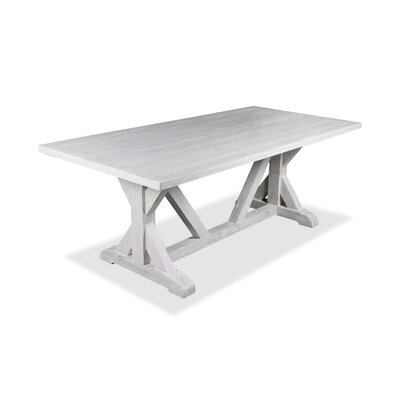 Sydney Dining Table 72 Finish: White