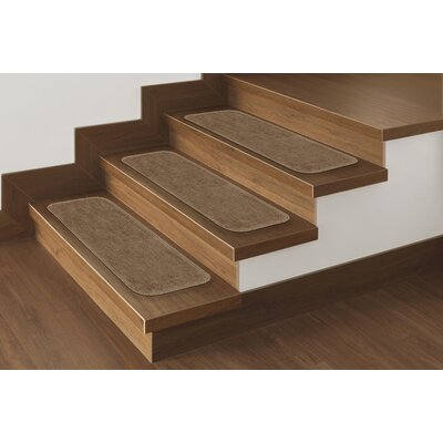 Clementine Stair Tread Color: Camel Hair