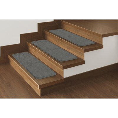 Lorna Stair Treads Color: Gray