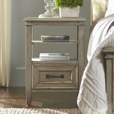 Holsworthy 1 Drawer Nightstand
