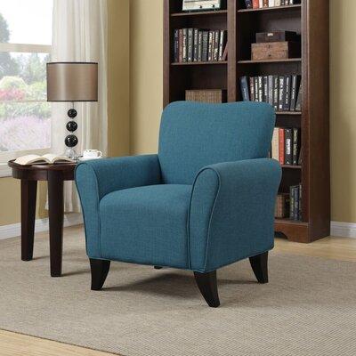 Mount Barker Armchair Upholstery: Caribbean Blue