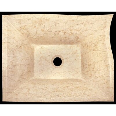 Egyptian Marble Specialty Specialty Vessel Bathroom Sink