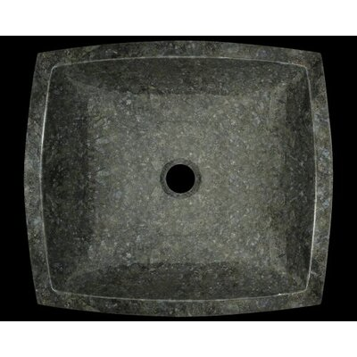 Butterfly Granite Square Vessel Bathroom Sink