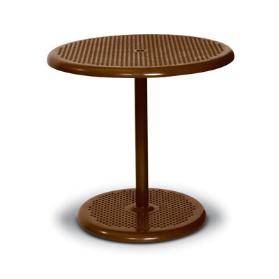 Camino Series Bistro Table Table Size: 30 L x 30 W