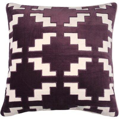 Pavilion Throw Pillow Color: Fig