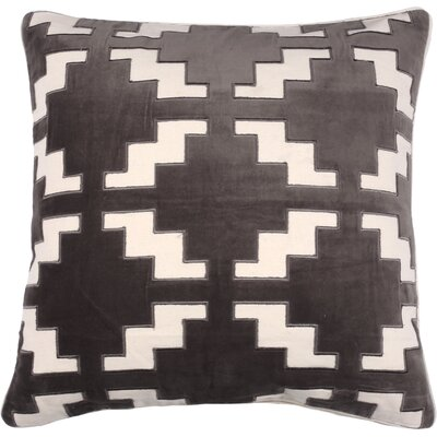 Pavilion Throw Pillow Color: Gray Green