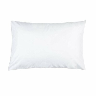 Luxurious Waterproof/Bed Bug Proof Pillow Cover Size: King