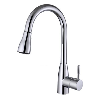 Parana Single Handle Deck Mounted Kitchen Faucet