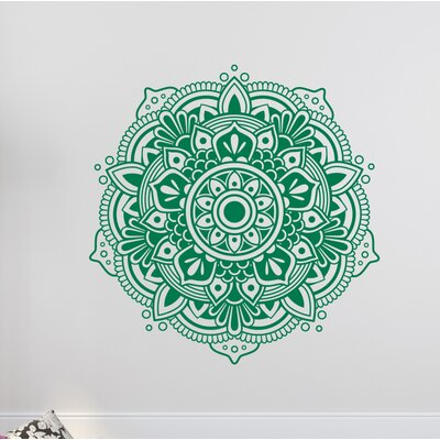 Buller Bohemian Wall Decal Color: Green