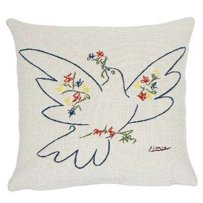 Colombe  Throw Pillow