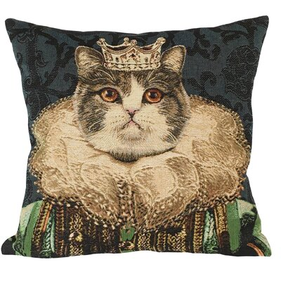 Chat Botte Classic Throw Pillow