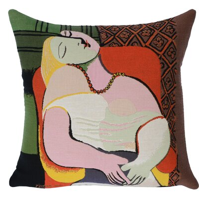 Le Reve  1932 Throw Pillow