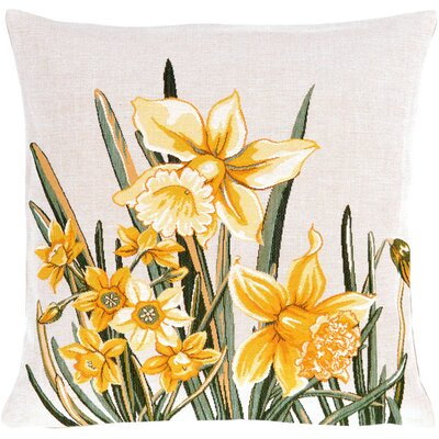 Jonquille Nouvelle Classic Throw Pillow