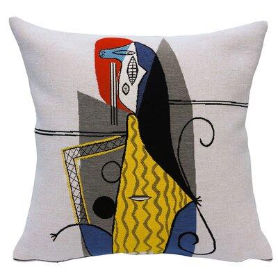 Femme dans un Fauteuil 1927 Throw Pillow