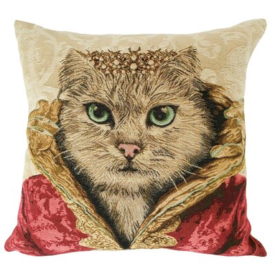 Belle Marquise Classic Throw Pillow
