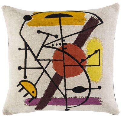 Femme Se Promenant 1931 Throw Pillow