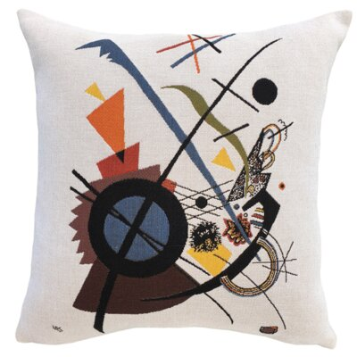 Violett 1923  Throw Pillow