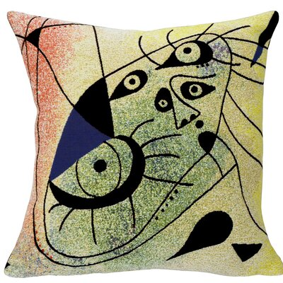 LEtoile Matinale  Throw Pillow