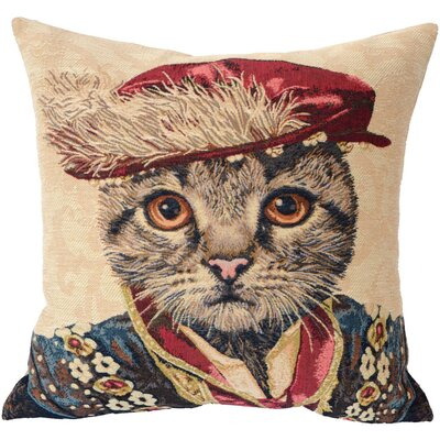 Marquis de Carabas Classic Throw Pillow