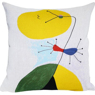 Portrait III 1938  Throw Pillow