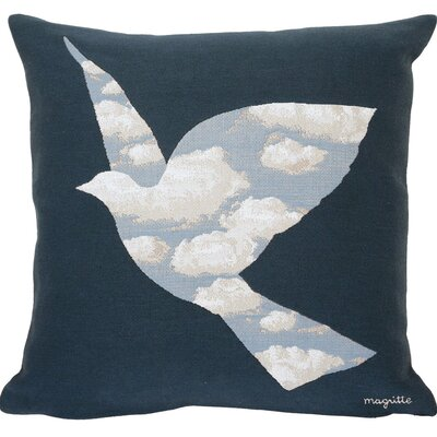 LOiseau de Ciel 1926  Throw Pillow