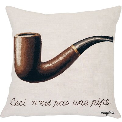 La Trahison des Images 1929  Throw Pillow