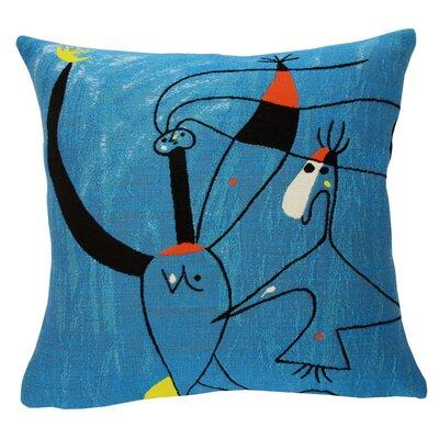 Pour Pilar de Tout Coueur Extrait No.1  Throw Pillow