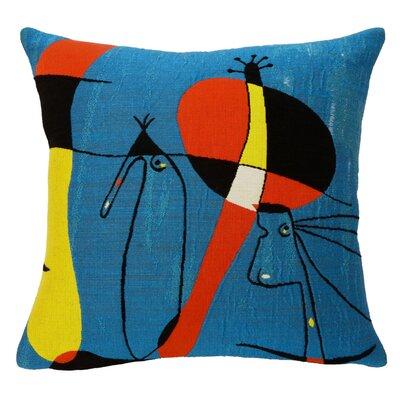 Pour Pilar de Tout Coueur Extrait No.2  Throw Pillow
